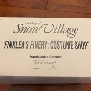 Finklea's Finery Costume Shop